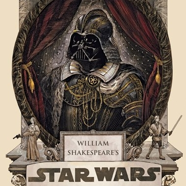 """WILLIAM SHAKESPEARE'S STAR WARS"" GRAPHIC"