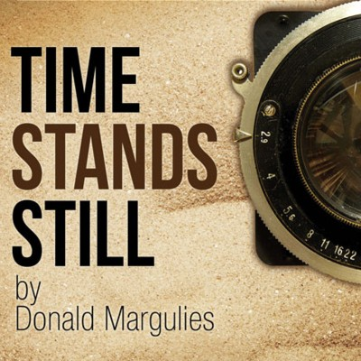 """TIME STANDS STILL"" GRAPHIC"