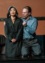 "KELLY MAK & WILLIAM POOLE IN REACT'S ""THE BREAK OF NOON"""